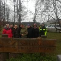 Dārznieki mācību ekskursijā , 2019
