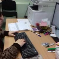 Galdnieki un teksta redaktora operatori praksē