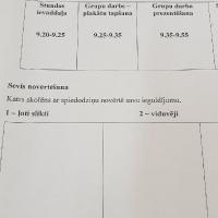 Kompetences, vidusskola