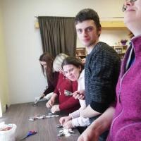 Mācību ekskursijā pavāri
