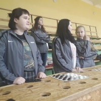 AMI SK 28. sporta spēļu apakšgrupas sacensības dambretē.