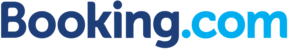 Booking.com logo blue
