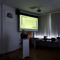 12.03.2020 Skolas prezentacijas pasākumā Madonā