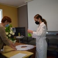 14.06.2021 Jauno audzēkņu uzņemšana, eksāmens
