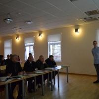 18.03.2019 Profesionālās kvalifikācijas prakses aizstāvēšana 4. ēdināšanas pakalpojumu, 4.a transporta kursam