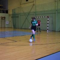 20.02.2020 Tehnikuma futbolistēm - trešā vieta
