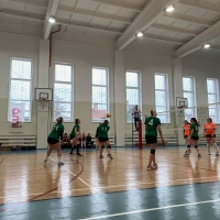 21.11.2019Volejbolistēm piektā vieta Latvijā