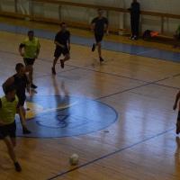 24.10.2019 Skolas sacensības telpu futbolā