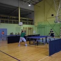 AMI SK 28. sporta spēļu apakšgrupas sacensības galda tenisā jauniešiem