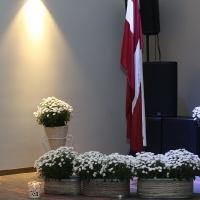 Latvijas Republikas proklamēšanas dienai veltīts uzvedums