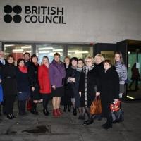 Latvijas un Igaunijas profesionāli izglītojošu skolu direktoru vizīte Anglijā