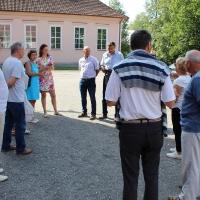 Mašīnzinību un būvniecības programmu skolotāji apgūst Igaunijas pieredzi