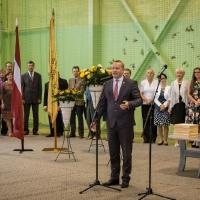Prezidenta viesošanās Smiltenes tehnikumā. Foto: Agnis Melderis