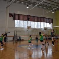 Zonas sacensības volejbolā jaunietēm